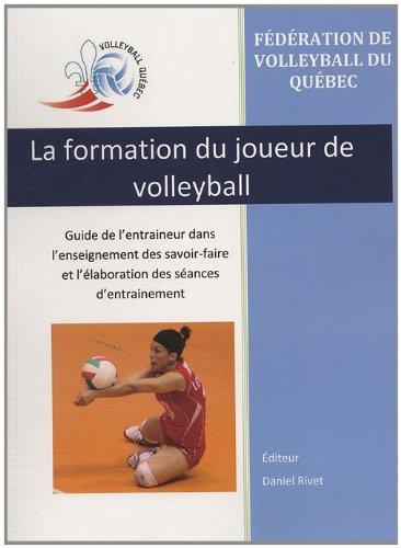9782920470286: La formation du joueur de volley ball