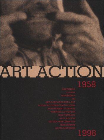 Art Action 1958-1998: Martel, Richard