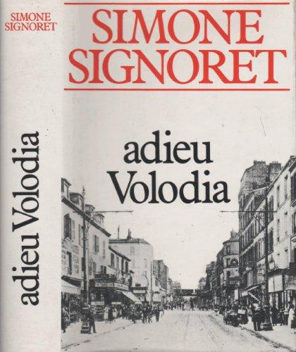 9782920596115: Adieu Volodia