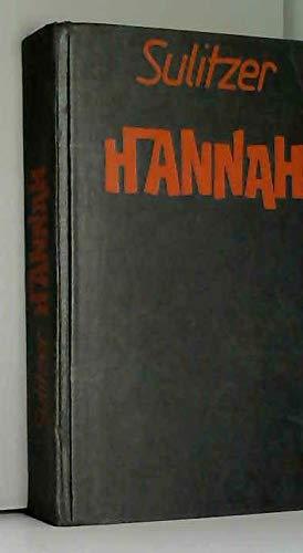9782920596139: Hannah