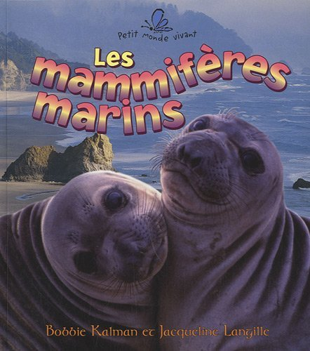 9782920660977: Les Mammifires Marins (Petit Monde Vivant) (French Edition)