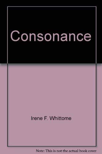 Irene F. Whittome : Consonance: Whittome, Irene; Gagnon,
