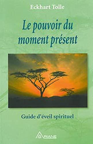 9782920987463: Le Pouvoir du moment présent : Guide d'éveil spirituel