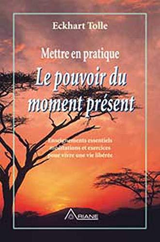 9782920987609: Mettre en pratique le pouvoir du moment présent
