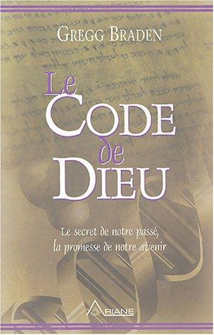 9782920987883: Code de dieu - le secret de notre passe
