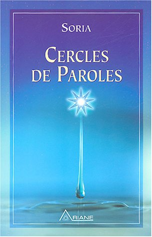 9782920987890: Cercles de paroles - Soria hors serie