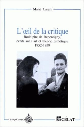 Oeil de la critique: Marie Carani