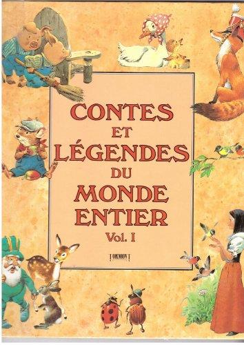 9782921171304: Contes et Légendes du Monde entier Vol 1