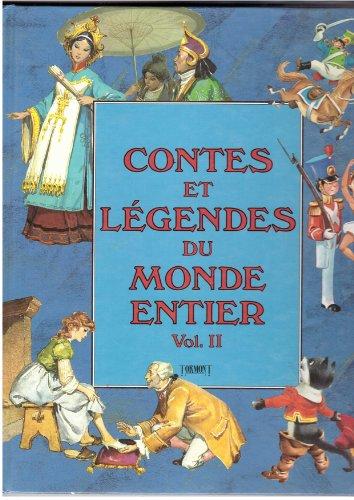 9782921171311: Contes et Légendes du Monde entier Vol 2
