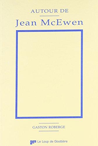 9782921310499: Autour de Jean McEwen