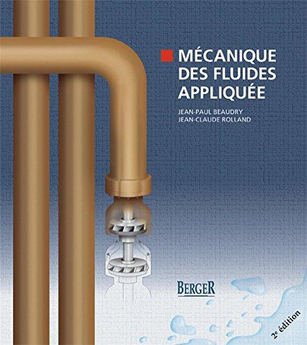 9782921416788: Mécanique des fluides appliquée