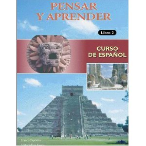 9782921445160: Pensar y aprender Libro 2 (Curso de español)