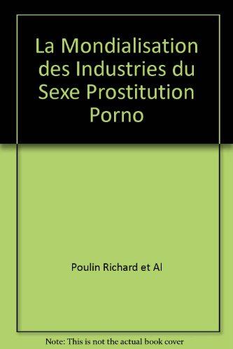 9782921463942: La mondialisation des industries du sexe: Prostitution,...