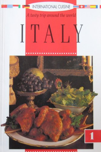 9782921488396: International Cuisine: A Tasty Trip Around the World, Vol. 1: Italy
