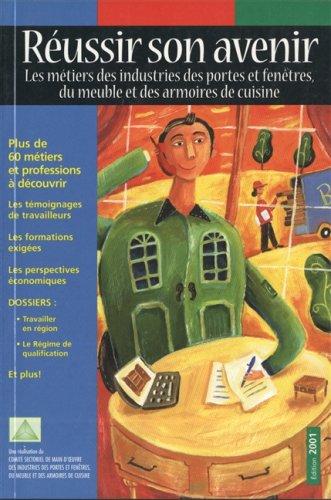 Reussir avenir ed.2001 -portes fenetres: Collectif