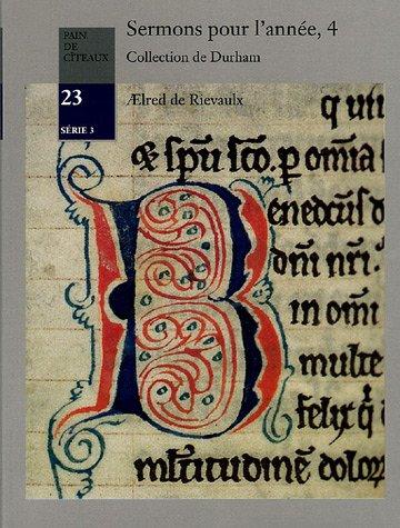 Sermons pour l'année, 4. Collection de Durham, Sermons 47 à 64. Introduction, ...