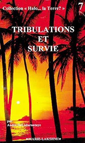 HALO - LA TERRE 7 -TRIBULATION ET SURVIE: DELADURANTAYE