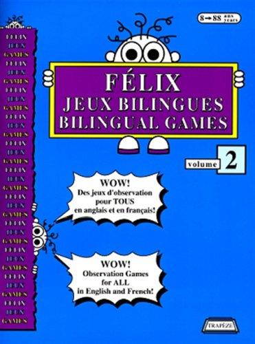 FELIX JEUX BILINGUES 2 - 8 A 88 ANS: GAGNE