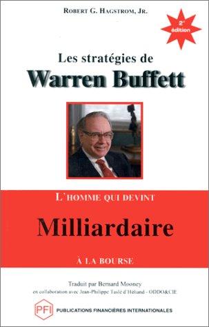 Les stratégies de Warren Buffett (2921960028) by Hagstrom, Robert G