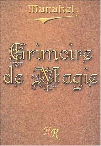 Grimoire de magie: Manakel