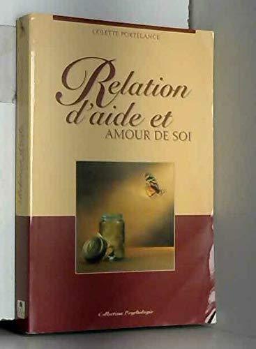 9782922050080: Relation d'aide et amour de soi
