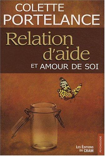 9782922050851: Relation d'aide et amour de soi (French Edition)