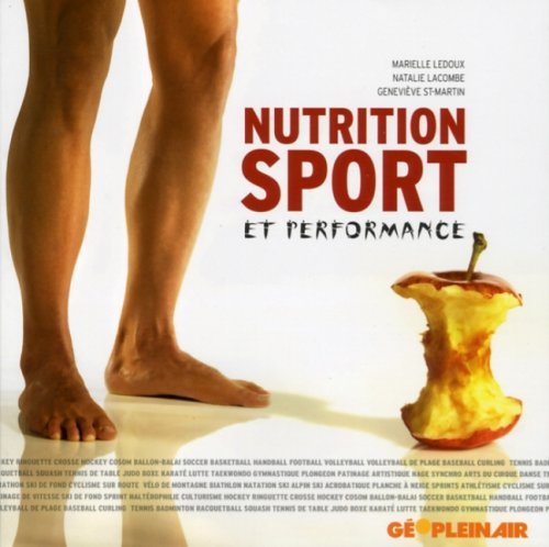 9782922072365: Nutrition, Sport Et Performance