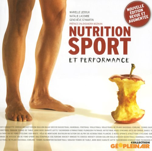 9782922072518: NUTRITION SPORT..PERFORMANCE -2E ED.