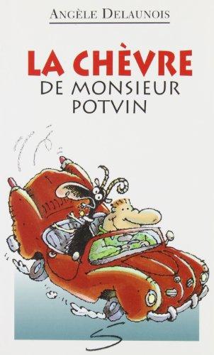 Le chèvre de Monsieur Potvin - Nº 3: Delaunois, Ang�le