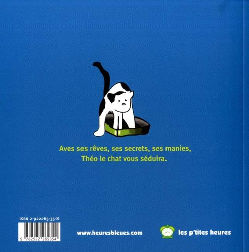Théo le chat: G�ly, Emmanuelle