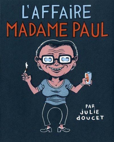 9782922399059: Affaire Madame Paul (L')