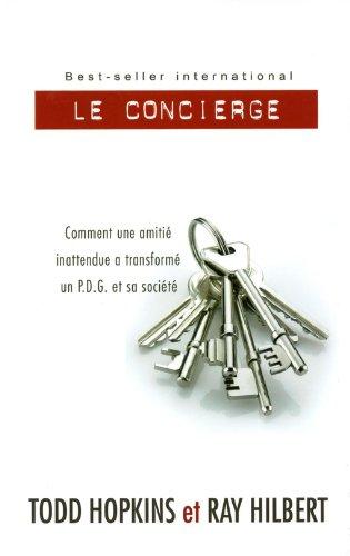 9782922405729: CONCIERGE -LE