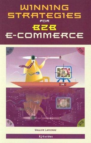 9782922417203: Winning Strategies for B2B E-commerce