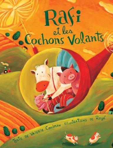 9782922435023: Rafi Et Les Cochons Volants
