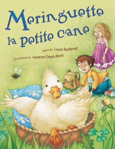 Meringuette La Petite Cane (French Edition): Laura Backman