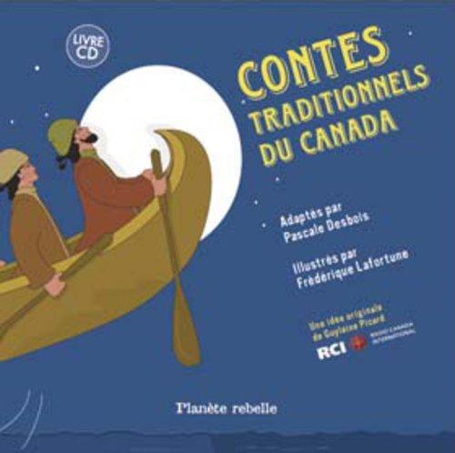 CONTES TRADITIONNELS DU CANADA AVEC CD I: DESBOIS VECCHIO