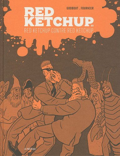 9782922585735: Red Ketchup, Tome 3 :