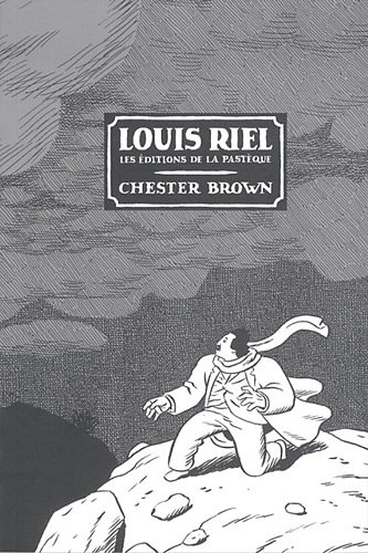 LOUIS RIEL: BROWN CHESTER