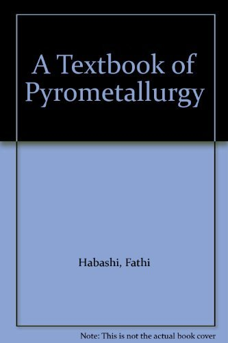 9782922686050: Textbook of Pyrometallurgy
