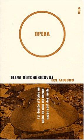 9782922868067: opera