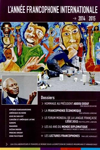 9782922876215: L'Année francophone internationale 2014-2015