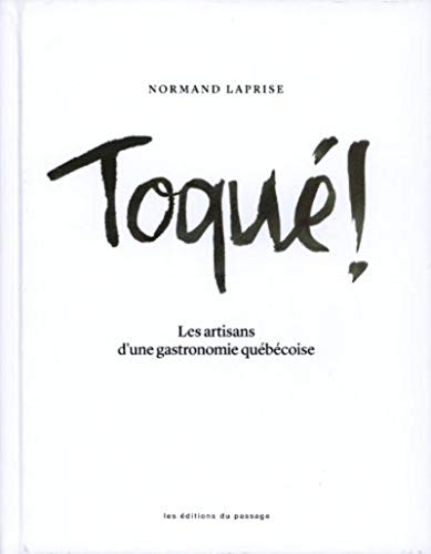9782922892628: Toque! (French Edition)