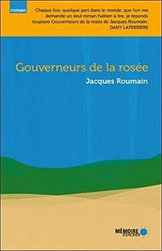 9782923153711: Gouverneurs de la rosée (French Edition)