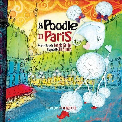 9782923163123: POODLE IN PARIS