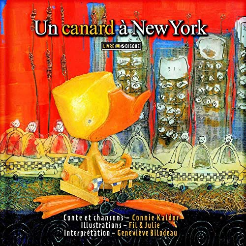 9782923163284: Un Canard A New York (French Edition)