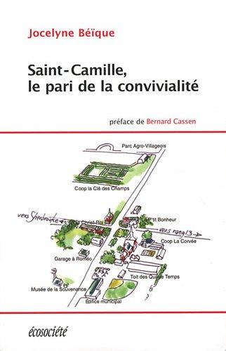 Saint-Camille, le pari de la convivialité: B��que, Jocelyne