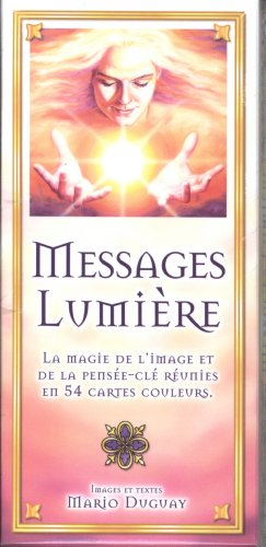 9782923259154: Messages Lumiere