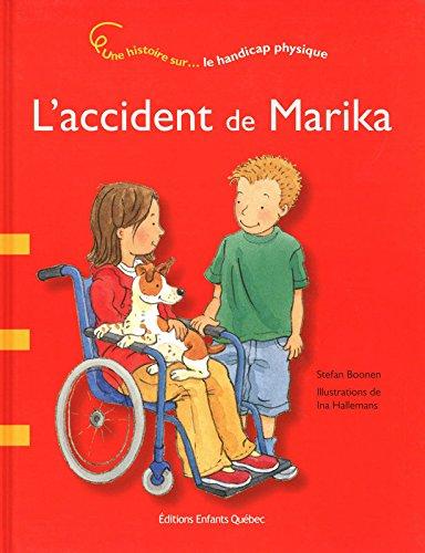 9782923347608: ACCIDENT DE MARIKA -L'
