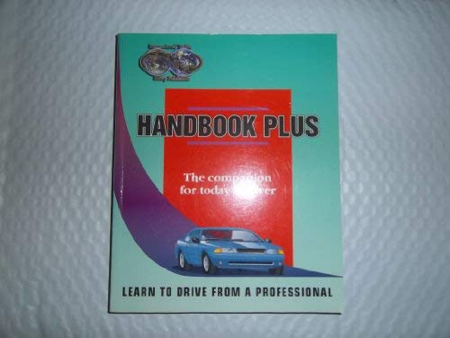9782923367019: Handbook Plus (The Companion for Today's Driver)- Learn to Drive from a Professional
