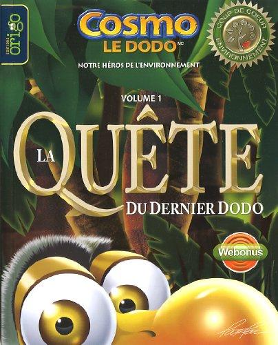 9782923499246: quête du dernier dodo (La): - Volume 1